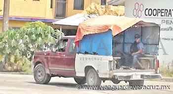 Choferes rurales de Naranjos denuncian extorsiones - Vanguardia de Veracruz