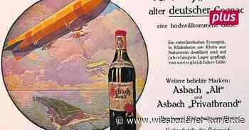 Waffenbrüder trinken Asbach - Wiesbadener Kurier