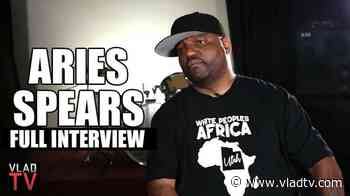 EXCLUSIVE: Aries Spears on Corey Holcomb, Cosby, Michael Jackson, Eddie Murphy (Full) - VladTV