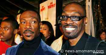 Eddie Murphy's Brother Charlie Who Died of Leukemia at 57 Was Also a Comedian - AmoMama