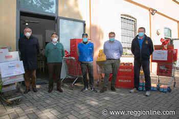 Emergenza Coronavirus, donazione del Rotary di Guastalla all'Emporio Solidale - Reggionline