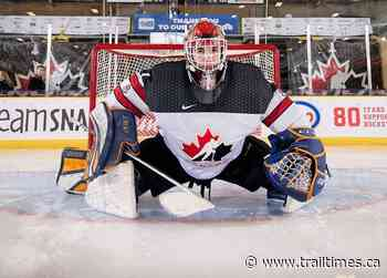 CJHL name Carleton Place goalie league MVP - Trail Times