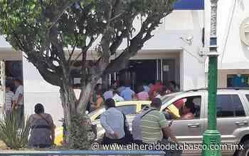Discrimina Teapa a los ciudadanos - El Heraldo de Tabasco