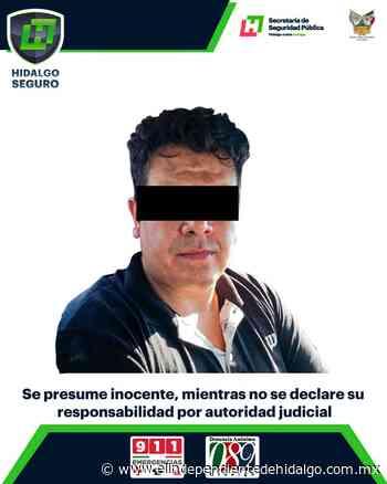 Recuperan tractocamión robado; un detenido en Tula - Independiente de Hidalgo
