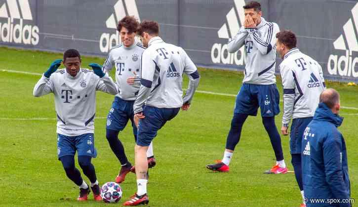 FC Bayern - News und Gerüchte: Nächster Klub wohl an David Alaba interessiert - SPOX