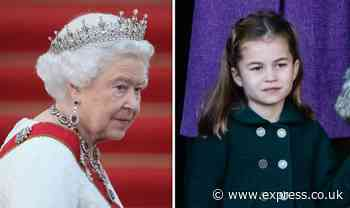 Princess Charlotte's incredible influence on Queen's abdication debate exposed - Express