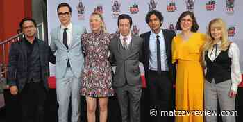 Kaley Cuoco and the cast of 'The Big Bang Theory' in its beginnings - Matzav Review