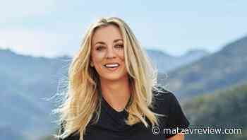 the great little gift that had Kaley Cuoco in with their peers at the end of - Matzav Review