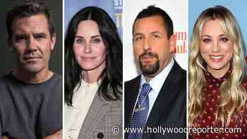 Josh Brolin, Courteney Cox, Adam Sandler, Kaley Cuoco Part of 'Backstage Pass' Effort to Raise Funds for Rare - Hollywood Reporter