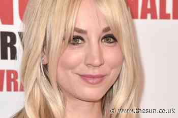 Kaley Cuoco bags first film since The Big Bang Theory ended starring alongside Kevin Hart in The Man From - The Sun