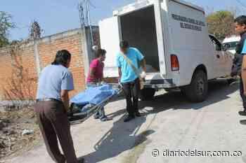 Espeluznante homicidio en Sutatenza, una pareja lo habría asesinado - Diario del Sur