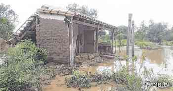 Riada golpea a Charagua; hay 958 familias guaraníes damnificadas - eju.tv