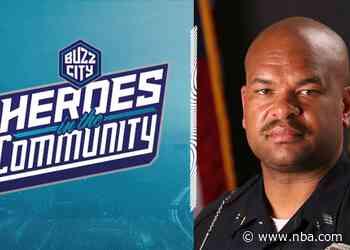 Heroes in the Community: CMPD Lieutenant LeBraun Evans
