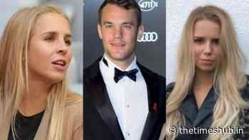 Neuer had an affair with 19-year-old handball player: she is strikingly similar to his ex-wife - The Times Hub