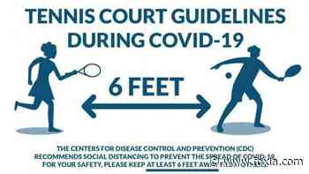 City of Garden Grove to reopen all tennis, handball courts beginning Friday - FOX 11 Los Angeles