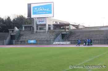 Bondoufle : le stade Bobin se prépare pour accueillir son match de l'année - Le Parisien