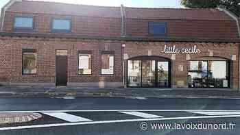Hem: la boutique Little Cécile s'associe à deux entrepreneurs lillois pour la livraison - La Voix du Nord