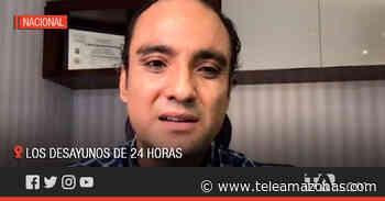 Oswaldo Landázuri analiza la situación económica del país - Teleamazonas