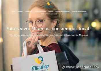 Miramas - Vie des communes - Les commerçants de Miramas lancent leur site de vente en ligne - Maritima.info