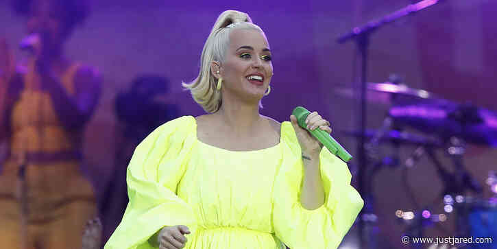 Katy Perry Announces 'Daisies,' First Single From Fifth Studio Album!