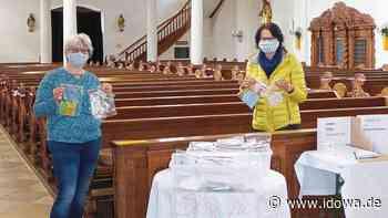 Furth im Wald: Über 1.000 Masken genäht - Chamer Zeitung