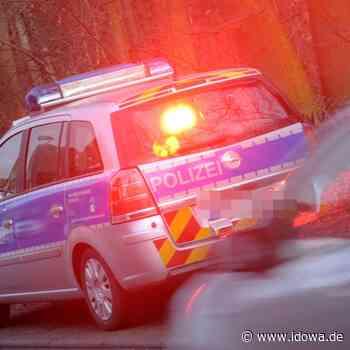 PI Furth im Wald: Blitzer auf der B 20: zwei Fahrverbote - idowa