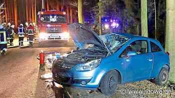 2019 auf den Straßen in und um Furth im Wald: 40 Unfälle mehr als im Jahr zuvor - Chamer Zeitung