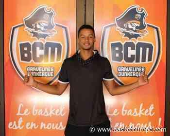 Benjamin Sene annonce son départ de Gravelines - BasketEurope.com