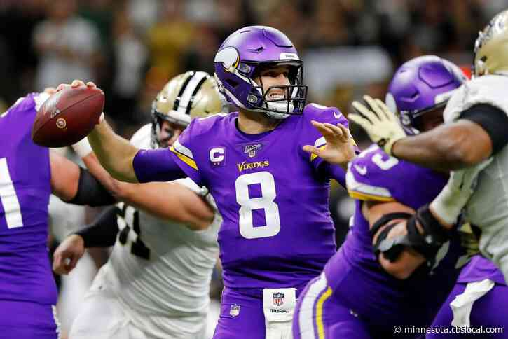 NFL Schedule Leaks: Vikings Reportedly Facing Saints On Christmas Day (Which Is A Friday)