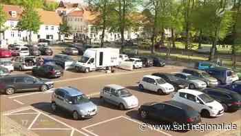 Leinwand frei: Autokino in Ratzeburg kurz vor der Eröffnung - Sat.1 Regional