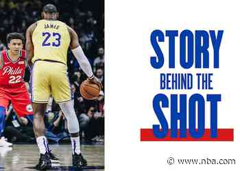 Story Behind the Shot | Don't End Up on SportsCenter