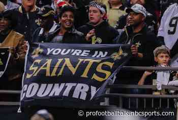 Saints have food delivered to front-line workers in four cities they will play