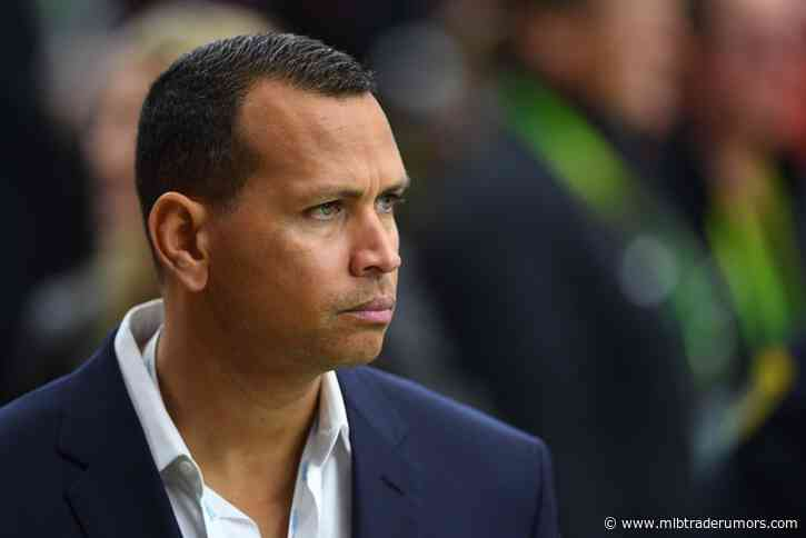 A-Rod Reportedly Bails On Mets Bid