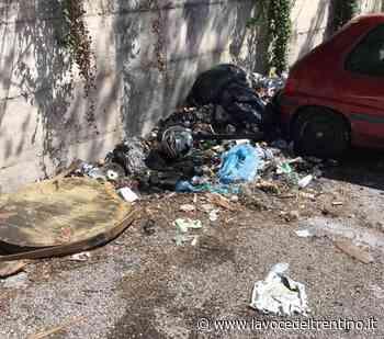 Mattarello: degrado di via Palazzi, perché i proprietari non intervengono? - la VOCE del TRENTINO