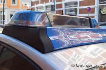 Autofahrer wird von der Polizei gesucht: Unbekannter verursacht Unfall in Walzbachtal und flüchtet - kraichgau.news