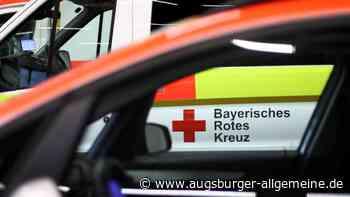 Mann verletzt sich bei Sturz von Dach in Reichau - Augsburger Allgemeine