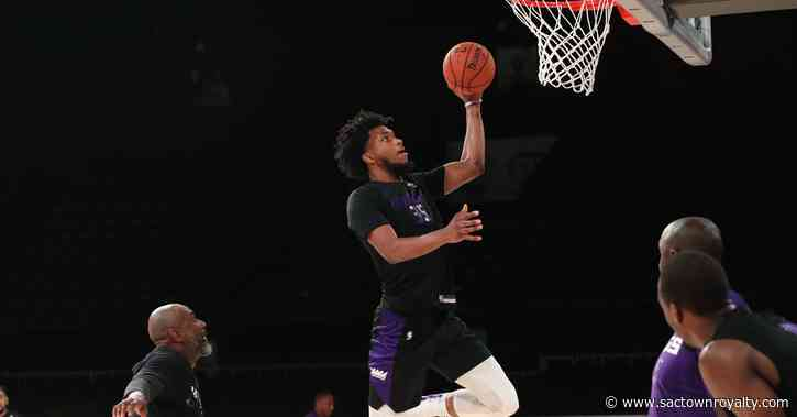 Marvin Bagley III is 'working his butt off' to return this season