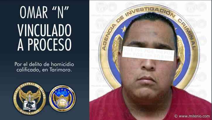 Captura FGE a presunto homicida del subdirector de Policía de Tarimoro - Milenio