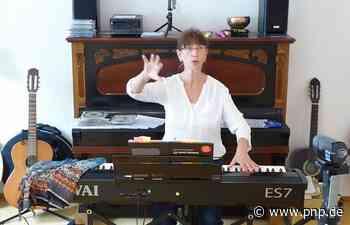 Susan Raming hält Chorproben über eigene Videos ab - Passauer Neue Presse
