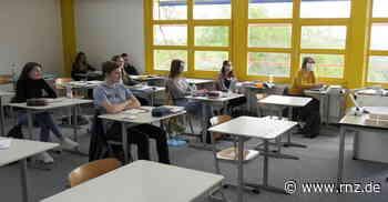 Schulstart: So hat am Gymnasium Osterburken der Unterricht begonnen - Rhein-Neckar Zeitung