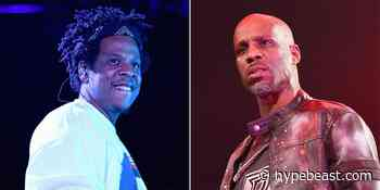 DMX Challenges JAY-Z to His Own VERZUZ Battle - HYPEBEAST