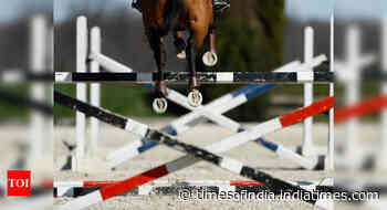 Regional Equestrian League cancellation disappoints Asian Games finalists - Times of India