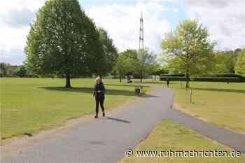 Im Seepark Horstmar und der Lüner City herrschte am 1. Mai gespenstische Stille - Ruhr Nachrichten
