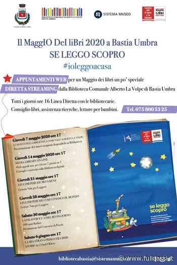 """""""Il Maggio dei Libri"""" 2020 a Bastia Umbra - Fulldassi.it"""