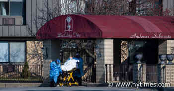 Report Paints Scathing Picture of Nursing Home Where 17 Bodies Piled Up