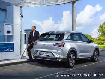 Hyundai Langstreckenläufer: Mit 756 Kilometern NEFZ-Reichweite ist der Nexo bei E-Autos ganz vorne - Speed-Magazin Motorsport Nachrichten