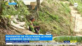 Noticias Residentes de Villa Maria piden reubicación - TVN Panamá