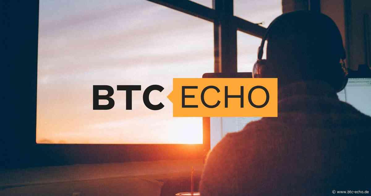 Cryptonex-Kurs (CNX) aktuell in EUR und USD mit Livechart | BTC-ECHO - BTC-Echo
