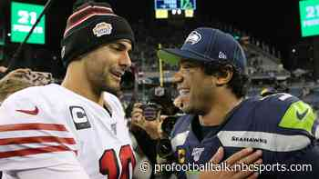 Seahawks, 49ers set to host multiple Sunday night games early in season