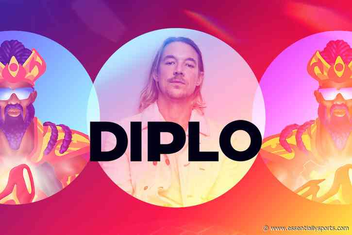 Fortnite Hosts Yet Another Concert Featuring DJ Diplo In His Major Lazer Set - Essentially Sports